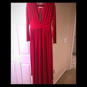 Designer Halston Heritage Dress